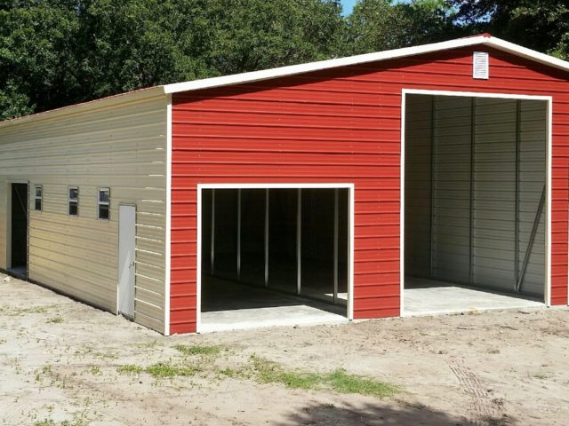 The Basics Of Steel Building