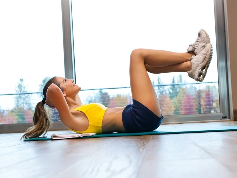 Exercise to Burn Fat